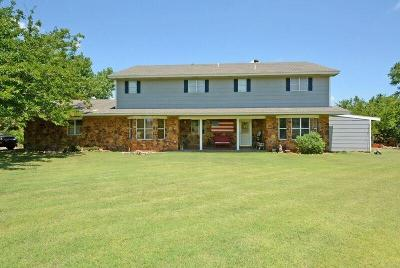 Piedmont Single Family Home For Sale: 13301 Deer Creek Dr