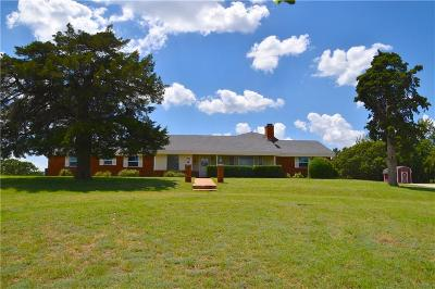 Guthrie Single Family Home For Sale: 9401 S Pine