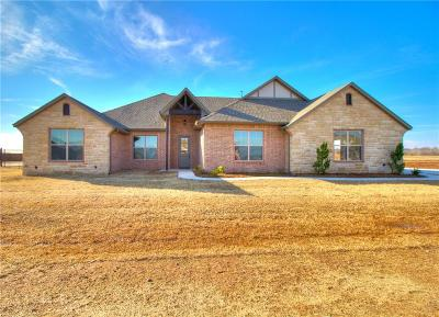 Norman Single Family Home For Sale: 18398 Stagecoach Trail