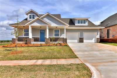 Edmond Single Family Home For Sale: 505 NW 197th Street