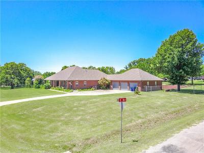 Harrah Single Family Home For Sale: 3137 Dixie Lane