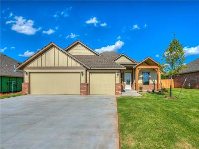 Mustang Single Family Home For Sale: 1320 N Vicksburg Terrace