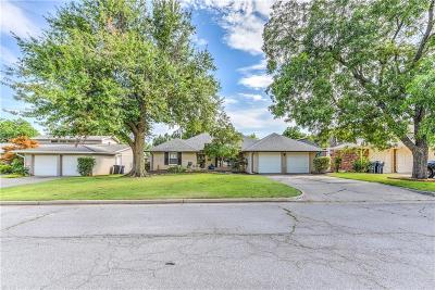 Oklahoma City Single Family Home For Sale: 3208 NW 54th Street
