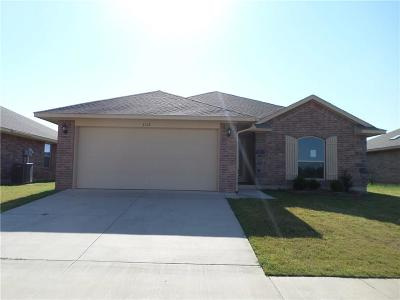 Yukon OK Single Family Home Sale Pending: $105,000
