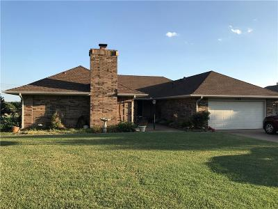 Edmond Single Family Home For Sale: 1200 W Spoon Terrace