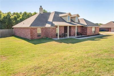 Guthrie Single Family Home For Sale: 6675 Mint Julep Lane