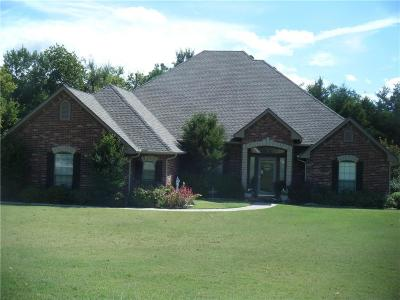 Tuttle Single Family Home For Sale: 612 Chad