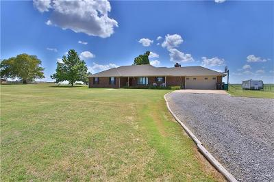 Tuttle Single Family Home For Sale: 892 County Street 2910