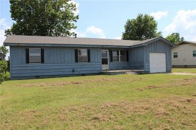Lincoln County Single Family Home For Sale: 1900 W 7th