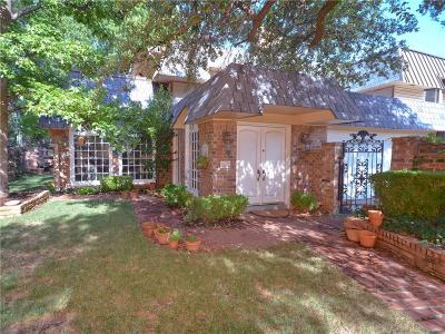 Oklahoma City Attached For Sale: 6209 Diane Drive