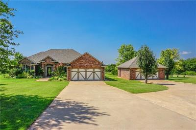 Blanchard Single Family Home For Sale: 3620 Meadow Lark Circle