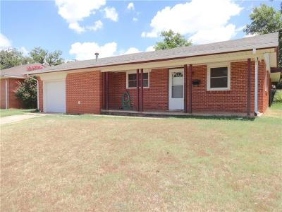 Elk City Single Family Home For Sale: 1210 Colorado