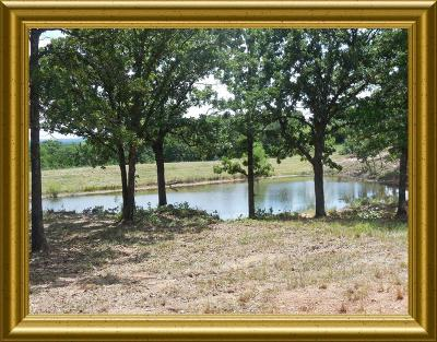 Luther Residential Lots & Land For Sale: 19060 Pleasant Pointe