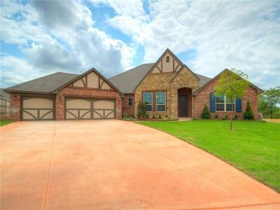 Edmond Single Family Home For Sale: 1508 NW 192nd Terrace