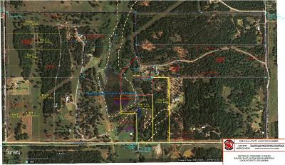 Luther Residential Lots & Land For Sale: 39 Shadow Ridge