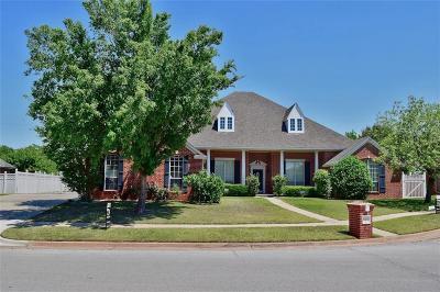 Edmond Single Family Home For Sale: 15800 Brenton Hills Avenue