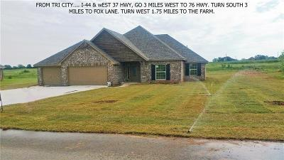 Blanchard Single Family Home For Sale: 983 County Street 2982