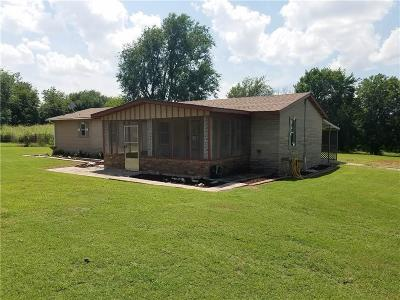 Lindsay Single Family Home For Sale: 12900 North County Road 3025
