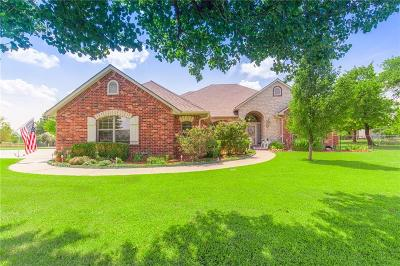 Tuttle Single Family Home For Sale: 2284 Jackie Place
