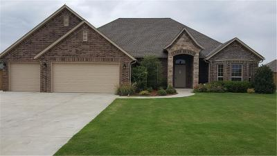 Edmond OK Single Family Home For Sale: $295,000