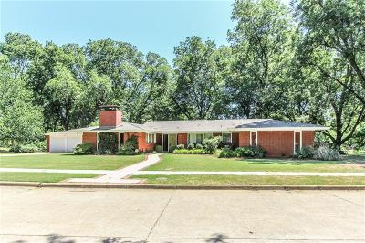 Norman Single Family Home For Sale: 517 Merrywood Lane