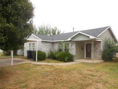 Oklahoma City Single Family Home For Sale: 216 NW 91st Street