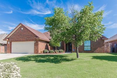 Oklahoma City Single Family Home For Sale: 1325 SW 121st Place