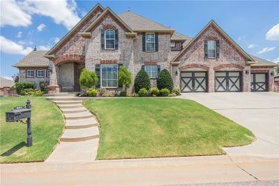 Oklahoma City Single Family Home For Sale: 13208 Blue Canyon Circle