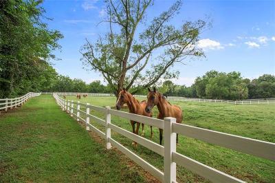 Guthrie Single Family Home For Sale: 8025 S Sooner Road
