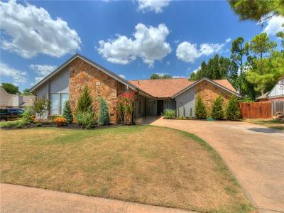 Norman Single Family Home For Sale: 3901 Cedarbrook