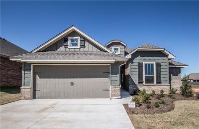 Oklahoma City Single Family Home For Sale: 18625 Groveton Boulevard