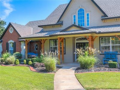 Edmond Single Family Home For Sale: 2700 Perth Drive
