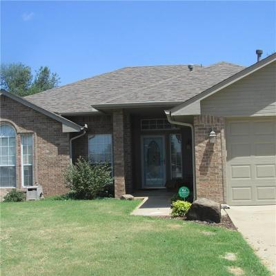 Purcell Single Family Home For Sale: 625 Northern Winds Dr.