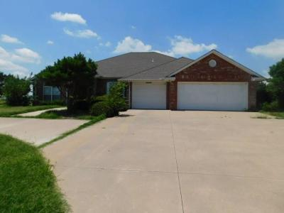 Chickasha Single Family Home For Sale: 201 Fairway Circle