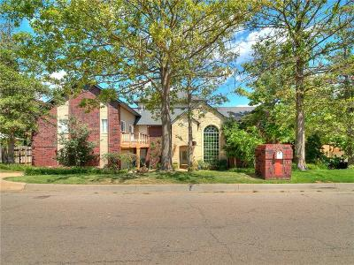 Oklahoma City Single Family Home For Sale: 10212 Westlake Drive