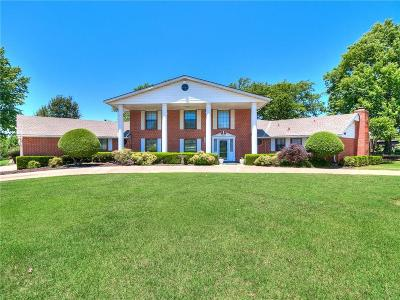 Midwest City Single Family Home Sold: 801 Country Lane