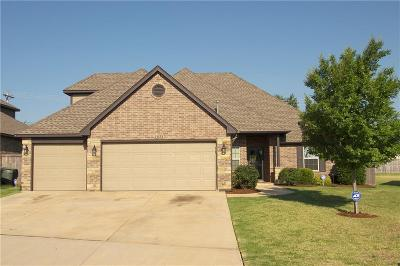 Edmond Single Family Home For Sale: 2833 Marigold