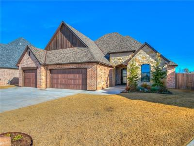 Edmond Single Family Home For Sale: 1816 Malbec Lane