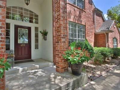 Edmond Single Family Home For Sale: 400 Cricket Hollow