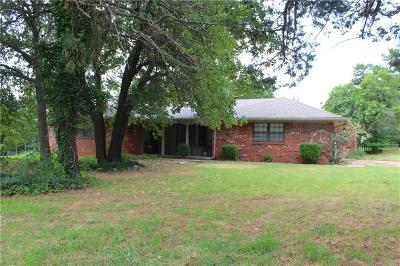 Guthrie Single Family Home For Sale: 5451 E Jed Drive