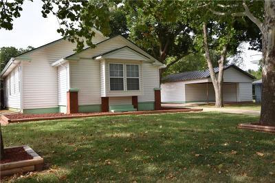 Guthrie Single Family Home For Sale: 1705 W Oklahoma Avenue