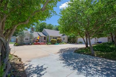 Norman Single Family Home For Sale: 1100 W Lindsey Street