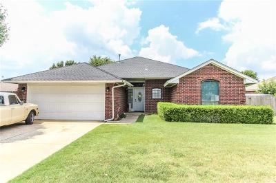 Norman Single Family Home For Sale: 1401 Central Parkway