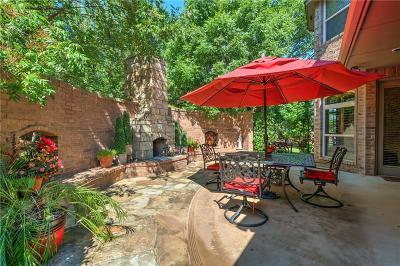 Edmond Single Family Home For Sale: 2701 Amesbury Lake Drive