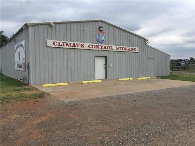 Elk City Commercial For Sale: 301 E 20th