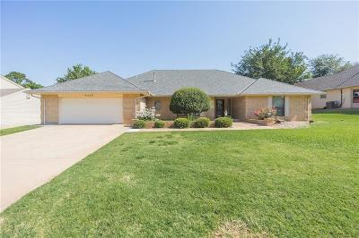 Oklahoma City Single Family Home For Sale: 4009 Cherry Hill Lane