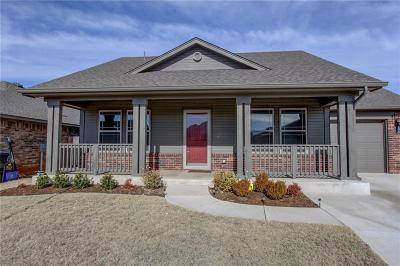 Edmond Single Family Home For Sale: 2737 NW 189th Street