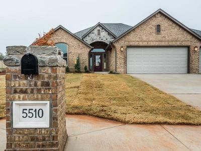 Warr Acres Single Family Home For Sale: 5510 Painted Pony Road