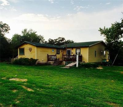 Jones Single Family Home For Sale: 14016 N Westminster Road