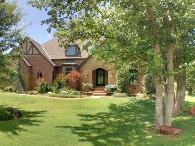 Edmond Single Family Home For Sale: 1401 Redbud Hollow